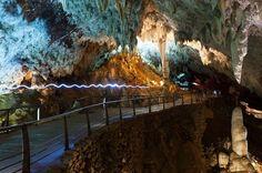 Cueva El Soplao #Cantabria #Spain