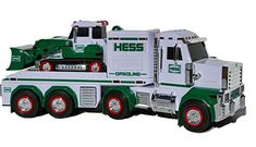 RARE Hess 2014 Collectors Edition Toy Truck Pin-LAST ONE WORN BY EMPLOYEES!!