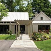 American Idyll   New England Home Magazine - Mark Hutker of Hutker Architects in Falmouth and Martha's Vineyard, Massachusetts