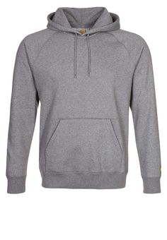 Carhartt WIP CHASE Sweatshirt dark grey heather Bekleidung bei Zalando.de | Material Oberstoff: 58% Baumwolle, 42% Polyester | Bekleidung jetzt versandkostenfrei bei Zalando.de bestellen!