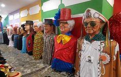 Bom Lazer - Seu fim de semana começa aqui: Bonecos de Silvio Botelho em exposição na Estação ...