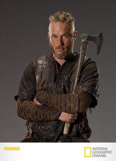 "Travis Fimmel as Ragnar | Travis Fimmel as ""Ragnar Lothbrok"". Vikings."