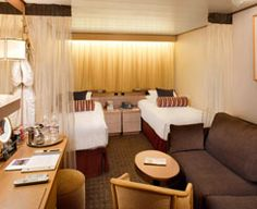 Staterooms available on ms Volendam