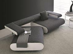 ALICE Fabric sofa Alice Collection by Egoitaliano