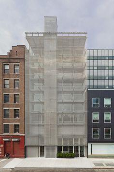 Hotel Americano / TEN Arquitectos-56 habitaciones