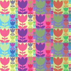 """DHE 161 Project 8 Patterns """"Scale""""  Natalie Lutz Spring Term 2015 8""""x8"""" Adobe Illustrator"""