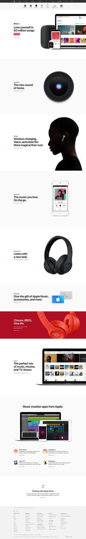 Apple Commercial, Apple Music