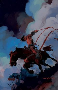 Conan by Cary Nord *