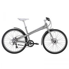 Silverback Starke 2 Commuter Bike $870.00 The Silverback Starke 2 bicycle, is an 8 speed commuter bike with that is designed to be both a work-horse and a headturner. It's unique frame sports a sleek, molded look which is both practical and timeless.