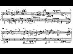 Kapustin - Piano Sonata No. 3, Op. 55 (Part 1/2) played by Kapustin {Audition Piece} [20th Century]