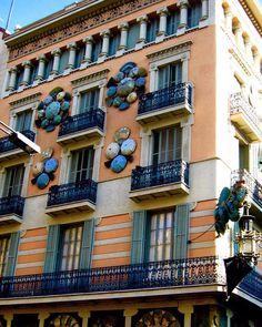 Casa dels Paraigües - Las Ramblas - Barcelona
