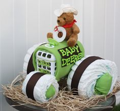 Farm baby shower!! Could I make this?!