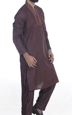 Buy Mens Shalwar Kameez suits with latest designs. Custom made Pakistani Indian mens Kurta Shalwar Kameez dresses. Pakistani Dresses Online, Pakistani Outfits, Mens Shalwar Kameez, Winter Outfits, Cool Outfits, Special Dresses, 3 Piece Suits, Sherwani, Pakistani Bridal