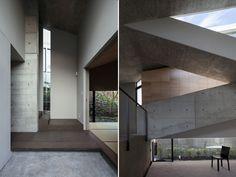 House | Hyogo, Japan | Shogo Aratani Architect & Associates |  photo by Shigeo Ogawa