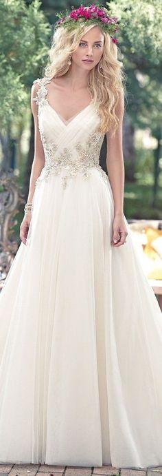 perfecte trouwjurk voor mooie u, de mooiste bruid.