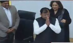 Chandigarh Municipal Company Election 2018 Consequence: Davesh Moudgil of BJP Elected as New Chandigarh Mayor Will get 22 Out of 27 Votes