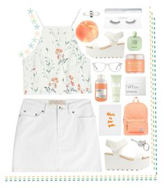 """""""Tangy Spirit"""" by xo-zafia-xo ❤ liked on Polyvore featuring Zara, Marc by Marc Jacobs, Herschel Supply Co., Topshop, Paul Smith, NARS Cosmetics, Carven, Davines, Sara Happ and Muse"""