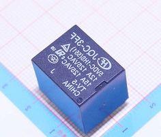 31.33$  Buy now - https://alitems.com/g/1e8d114494b01f4c715516525dc3e8/?i=5&ulp=https%3A%2F%2Fwww.aliexpress.com%2Fitem%2F50PCS-5V-Volt-Power-Relay-JQC-3FF-05-1HS-551%2F32768918017.html - 50PCS  5V Volt Power Relay JQC-3FF/05-1HS (551)