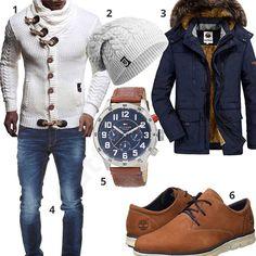 Mega cooles Outfit für Herren mit Teilen von Converse, RTH