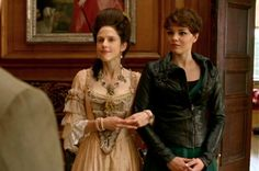Being Human Season 5 Ep 3 photo: Alex and crazy Lady Mary