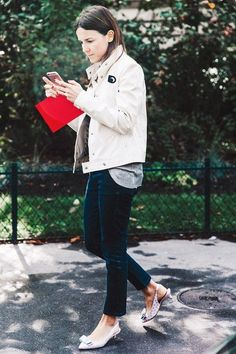 The Lifesaving Piece You Should Have for Spring - Street Style