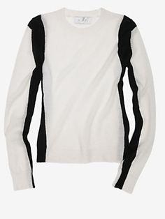Meegs Arm Stripe Sweater, fun!!