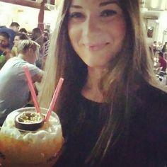 No.3 My best!!!!black rum passion fruit