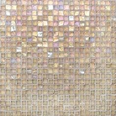 """Oceanside Glasstile...Collection Name: Facets...Color Name: Cane Iridescent 006...Item Description: 1/2 x 1/2 Field...Square Feet Per Sheet: .96...Sheet Size: 11 3/4"""" x 11 3/4""""...Thickness: .24""""...Sample Item Number: 37977"""