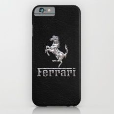 metal horse iPhone 6s Slim Case