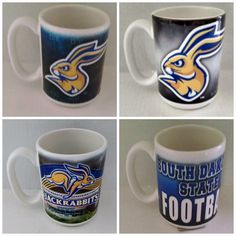 South Dakota State University Jackrabbits SDSU Ceramic Mug New #MugWorld #SouthDakotaStateJackrabbits