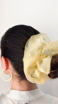 Diy Hair Scrunchies, Hair Bows, Handmade Hair Accessories, Hair Accessory, Diy Hairstyles, Necklace Set, Headbands, Color Pop, Lilac