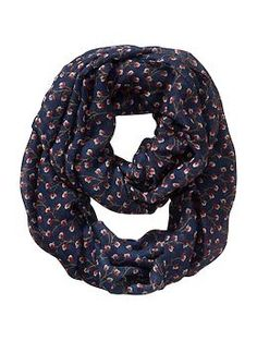Women's Printed Infinity Scarf | Old Navy