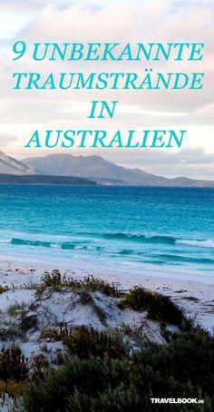 9 australische Traumstrände, die nicht jeder kennt