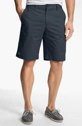 Lacoste Relaxed Fit Bermuda Shorts