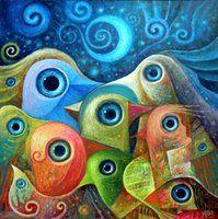 Wall Art at deviantART.com  Dream Messingers VI  -FrodoK
