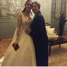 Cute Girl Poses, Cute Girls, Little Girl Wedding Dresses, Turkish Wedding, Bae, Esra Bilgic, Muslim Beauty, Best Series, Tv Series