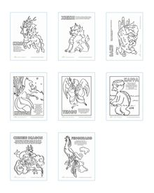31 Best EducationMythical Beasts Unit Images On Pinterest