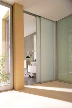 glast r zum schieben mit milchglas glast r innen glast r flur glast r wohnzimmer. Black Bedroom Furniture Sets. Home Design Ideas