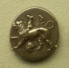 SILVER GREEK COIN