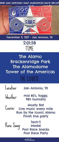 Rock n Roll San Antonio Half Marathon Race Recap   Wild Workout Wednesday   Half Marathons in Texas   Winter Half Marathons   Half Marathon Review   Running   Race   Race Bling   Rock'n'Roll San Antonio Half Marathon Race Medal