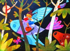 Write creative children short stories and books for you by Creative, Painting, Art