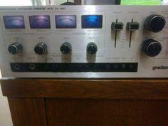 Amplificador Gradiente Quadrasonic SQ-1400