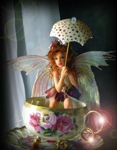 Tallulah Fairy World & Fantastic Creatures Keka❤❤❤