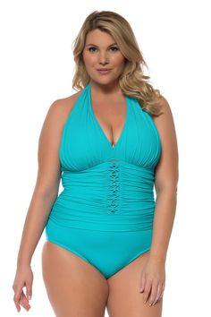 bleu-jet-set-go-plus-size-swimsuit-16203x-bleu