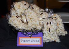 Popcorn Ghosts