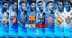 Download PES 2018 Mobile UEFA Edition Champions League  -   PES Mobile is an HD soccer game. This game is very good and cool. Graphic... Unity 3d Games, Android Mobile Games, Pro Evolution Soccer, Soccer Games, Champions League, Games For Kids, Cool Stuff, Joseph, Sports