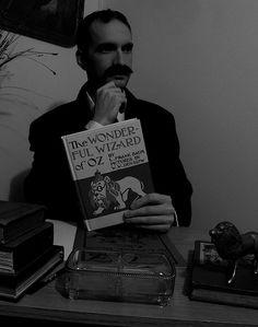 How many books did l frank baum write