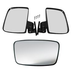 Pair Folding Side Mirrors Club Car Ezgo Yamaha Yamaha Golf Carts, Golf Cart Parts, Public Golf Courses, Golf Channel, Womens Golf Shoes, Energy Technology, Rear View Mirror, Golf Outfit, Ladies Golf