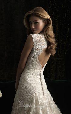 Allure 8965 by Allure Bridals (Same as Black Tie 8965)