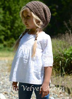 Ravelry: Cade Cap pattern by Heidi May Crochet Baby Hats, Crochet For Kids, Crochet Yarn, Heidi May, Velvet Acorn, Kid Styles, Cute Pattern, Adulting, Kids Outfits